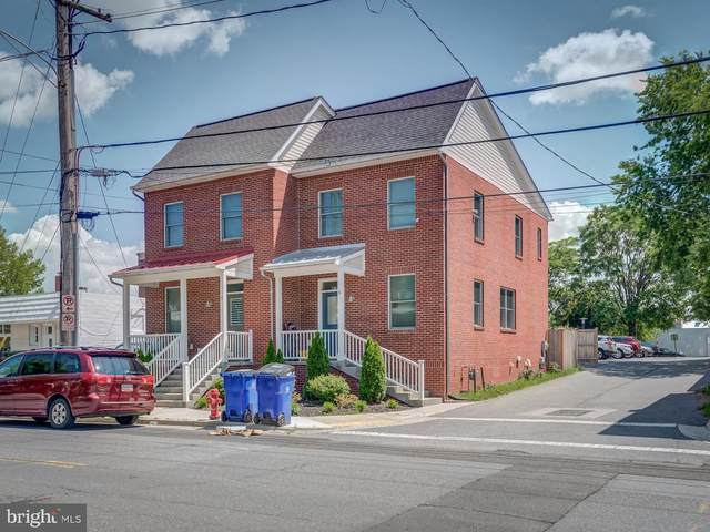 6 W 7TH Street, FREDERICK, MD 21701 (#MDFR282940) :: Ultimate Selling Team
