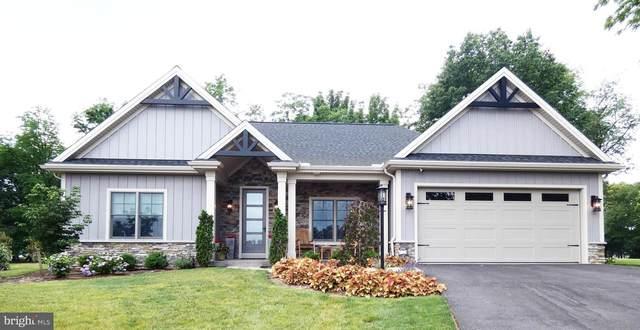 27 Jackson Ct Mechanicsburg, MECHANICSBURG, PA 17050 (#PACB135186) :: The Joy Daniels Real Estate Group
