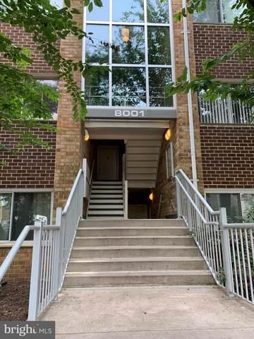 8001 Chanute Place #3, FALLS CHURCH, VA 22042 (#VAFX1203556) :: Nesbitt Realty