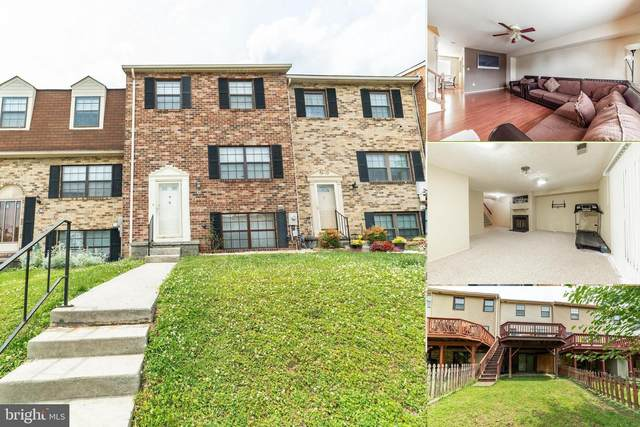 36 Clinton Hill Court, CATONSVILLE, MD 21228 (#MDBC530146) :: Charis Realty Group