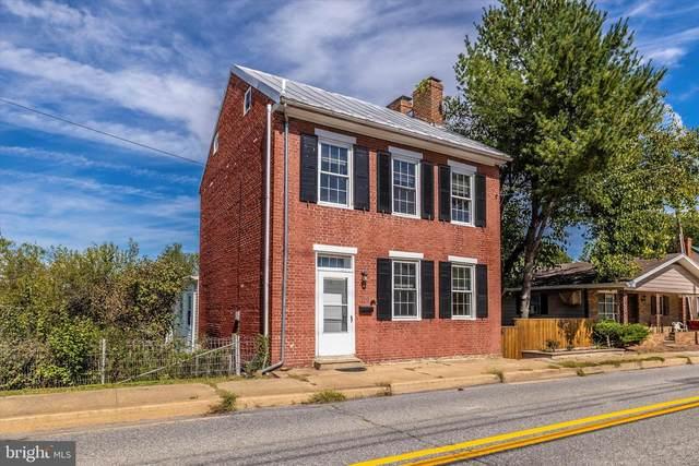 119 Potomac Street, BOONSBORO, MD 21713 (#MDWA179996) :: New Home Team of Maryland