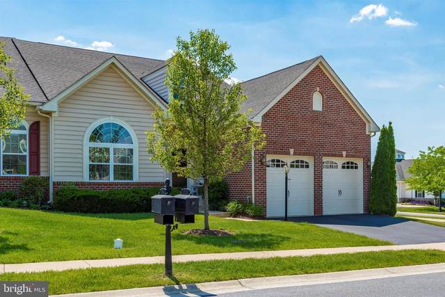 5812 Hollys Way #69, NEW MARKET, MD 21774 (#MDFR283024) :: Corner House Realty