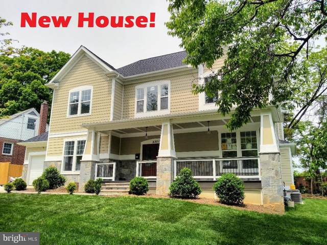 5301 Flanders Avenue, KENSINGTON, MD 20895 (#MDMC760172) :: Eng Garcia Properties, LLC