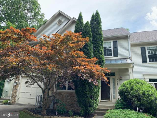7304 Shady Glen Drive #28, COLUMBIA, MD 21046 (#MDHW295188) :: The Licata Group / EXP Realty