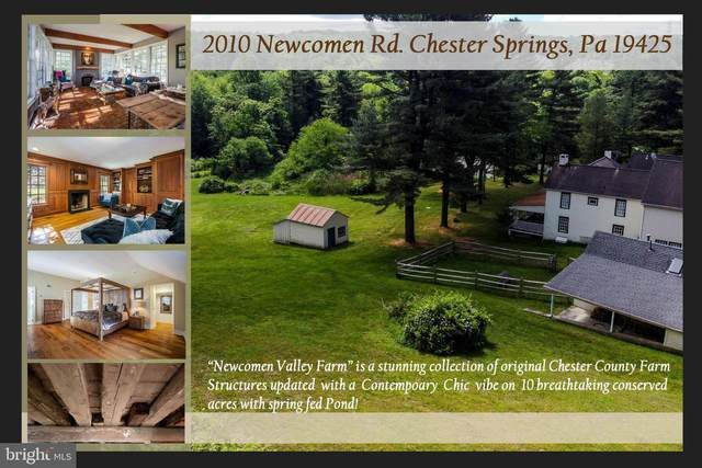 2010 Newcomen Road, CHESTER SPRINGS, PA 19425 (#PACT537274) :: Blackwell Real Estate