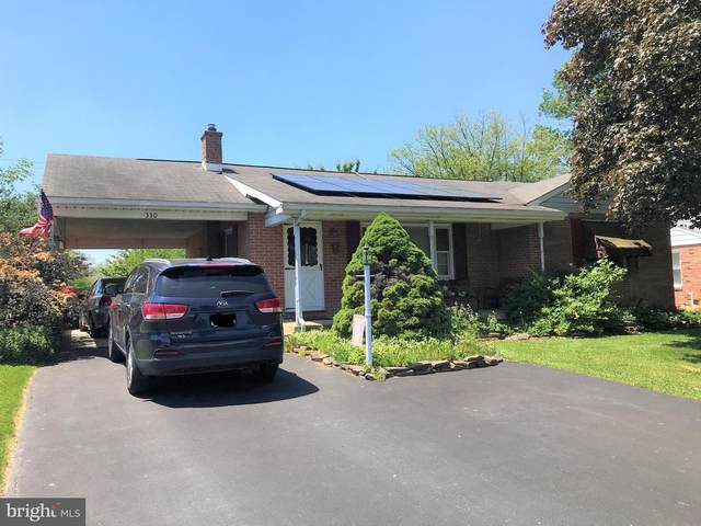 330 Maywood Road, YORK, PA 17402 (#PAYK159100) :: The Joy Daniels Real Estate Group