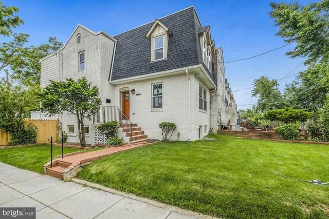 4816 9TH Street NW, WASHINGTON, DC 20011 (#DCDC523438) :: Eng Garcia Properties, LLC
