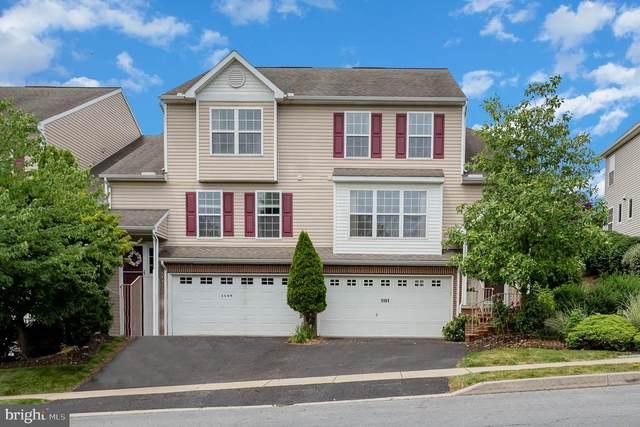 1161 Cross Creek Drive, MECHANICSBURG, PA 17050 (#PACB135254) :: The Craig Hartranft Team, Berkshire Hathaway Homesale Realty