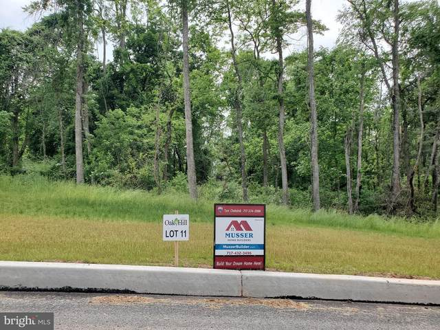 Lot 11 Sawtooth Oak, LEWISBERRY, PA 17339 (#PAYK159130) :: ROSS | RESIDENTIAL