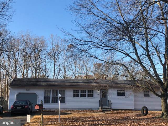 197 Oak Avenue, MALAGA, NJ 08328 (MLS #NJGL276206) :: The Dekanski Home Selling Team