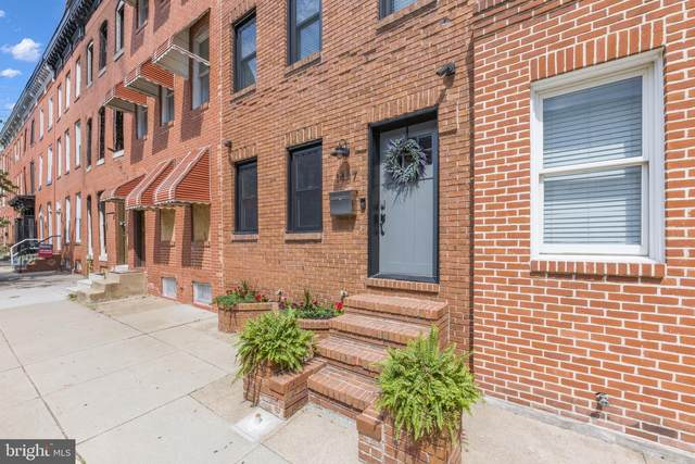 1437 S Hanover Street, BALTIMORE, MD 21230 (#MDBA552542) :: Hergenrother Realty Group