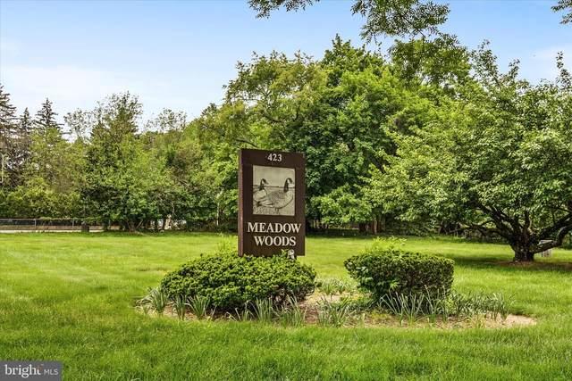 423 Meadow Woods Lane #808, LAWRENCE, NJ 08648 (MLS #NJME313086) :: The Sikora Group