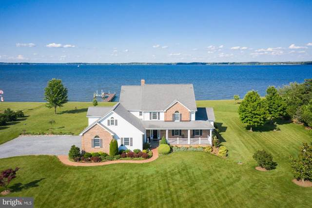 24580 New Post Road, SAINT MICHAELS, MD 21663 (#MDTA141302) :: The Team Sordelet Realty Group