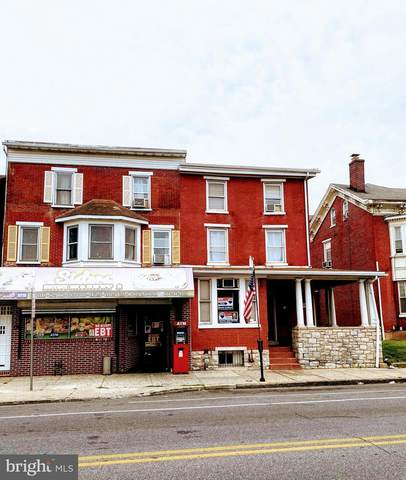 409 E Lincoln Highway, COATESVILLE, PA 19320 (#PACT537666) :: Linda Dale Real Estate Experts