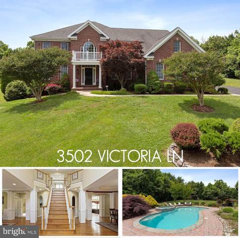 3502 Victoria Lane, DAVIDSONVILLE, MD 21035 (#MDAA469864) :: Keller Williams Flagship of Maryland