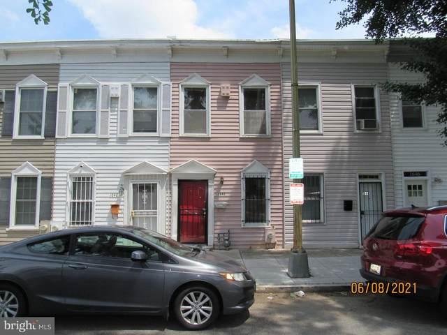 1642 Kramer Street NE, WASHINGTON, DC 20002 (#DCDC523830) :: Cortesi Homes