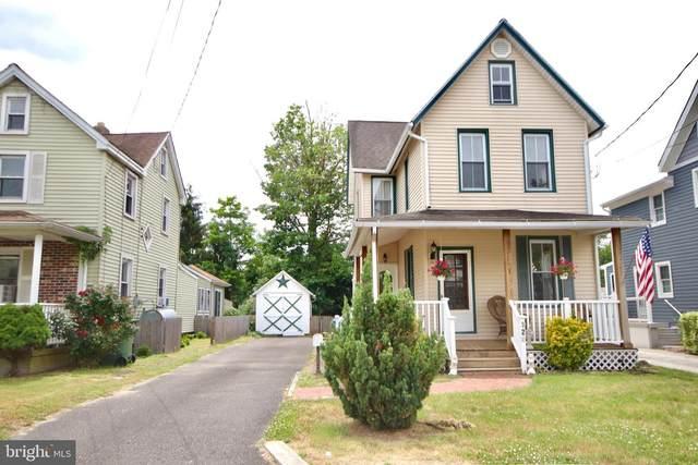 124 Franklin Street, SWEDESBORO, NJ 08085 (#NJGL276306) :: Rowack Real Estate Team