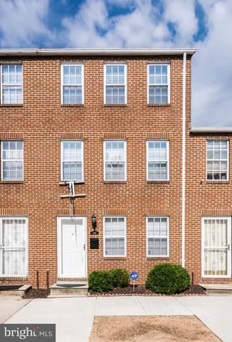 846 N Eden Street, BALTIMORE, MD 21205 (#MDBA552828) :: City Smart Living
