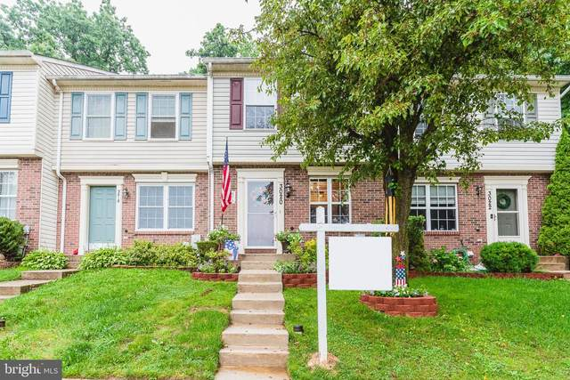3020 Benefit Court, ABINGDON, MD 21009 (#MDHR260620) :: The Dailey Group