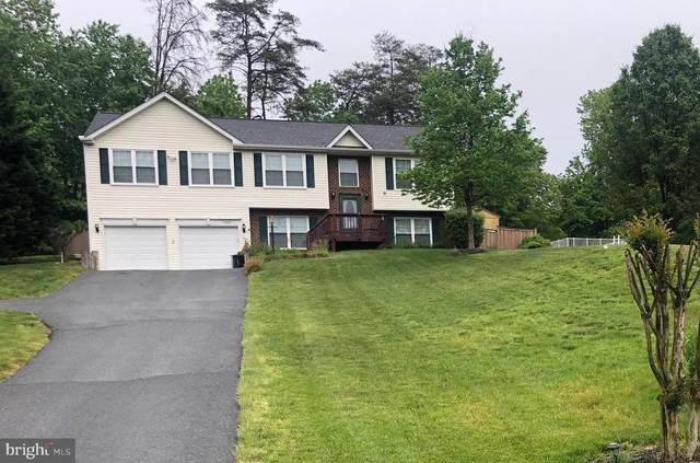 19227 Fuller Heights Road, TRIANGLE, VA 22172 (#VAPW524200) :: RE/MAX Cornerstone Realty