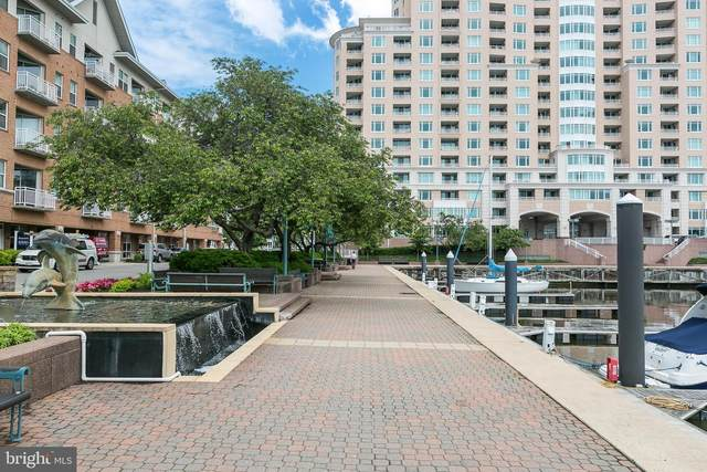 100 Harborview Drive #201, BALTIMORE, MD 21230 (#MDBA553106) :: The MD Home Team