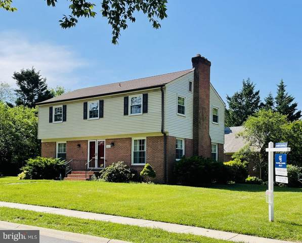7013 Copeleigh Road, BALTIMORE, MD 21212 (#MDBC530966) :: Ultimate Selling Team