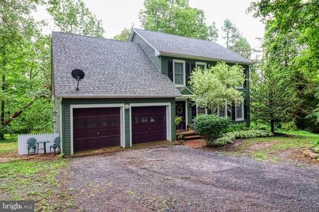 120 Oak Hill Drive, WOODSTOCK, VA 22664 (#VASH122446) :: Berkshire Hathaway HomeServices McNelis Group Properties