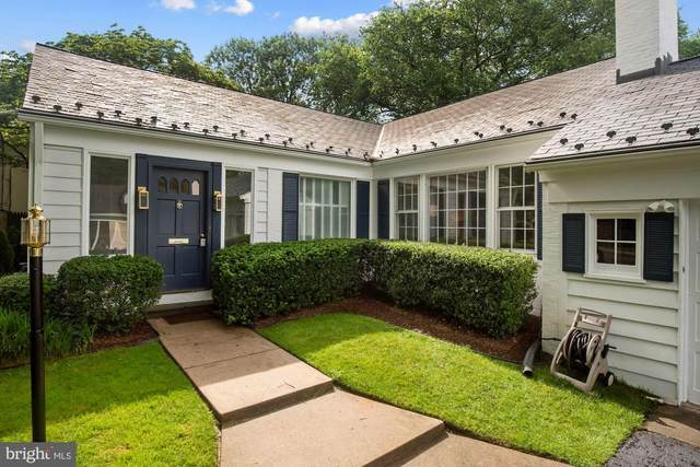 3809 East West Highway, CHEVY CHASE, MD 20815 (#MDMC761334) :: The Sky Group