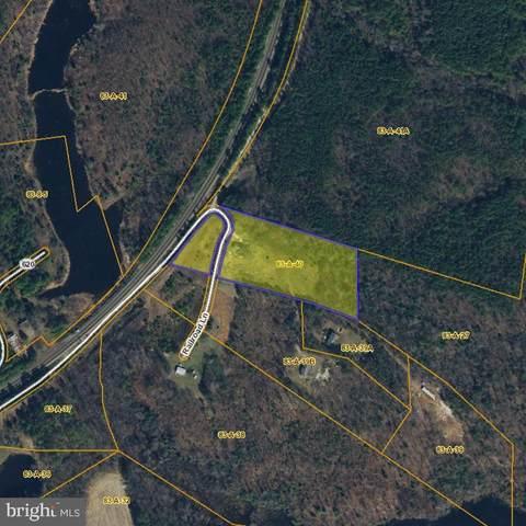 11435 Railroad Lane, RUTHER GLEN, VA 22546 (#VACV124372) :: RE/MAX Cornerstone Realty