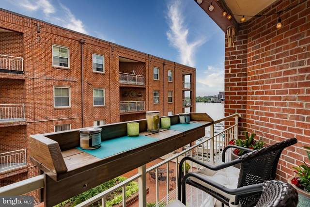 960 Fell Street #509, BALTIMORE, MD 21231 (#MDBA553292) :: The Dailey Group