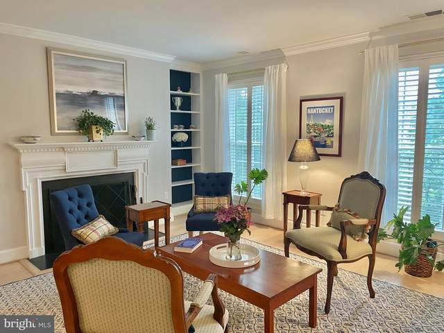 3271 NW Sutton Place NW B, WASHINGTON, DC 20016 (#DCDC524384) :: Peter Knapp Realty Group