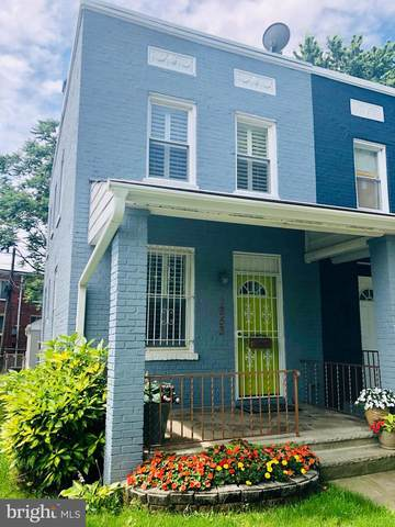 1853 L Street NE, WASHINGTON, DC 20002 (#DCDC524400) :: The Maryland Group of Long & Foster Real Estate