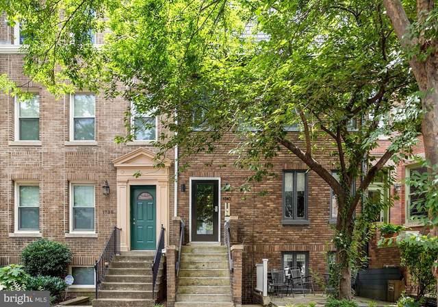 1740 T Street NW #1, WASHINGTON, DC 20009 (#DCDC524560) :: The Matt Lenza Real Estate Team