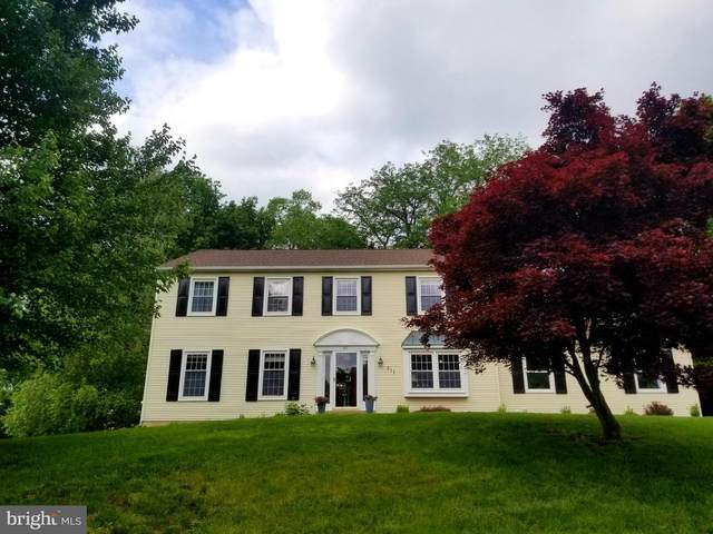 911 Owen Road, WEST CHESTER, PA 19380 (#PACT538188) :: RE/MAX Main Line