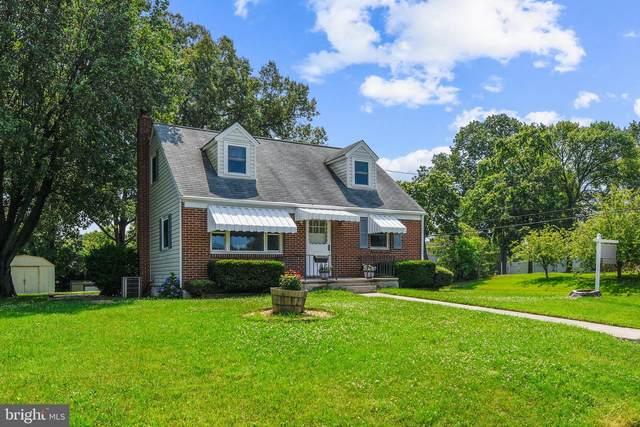 101 N Longcross Road, LINTHICUM, MD 21090 (#MDAA470498) :: Berkshire Hathaway HomeServices McNelis Group Properties