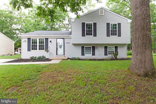 2102 Gibbons Court, WALDORF, MD 20602 (#MDCH225350) :: The Mike Coleman Team