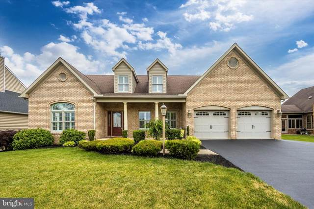 19128 Red Maple Drive, HAGERSTOWN, MD 21742 (#MDWA180226) :: Sunrise Home Sales Team of Mackintosh Inc Realtors