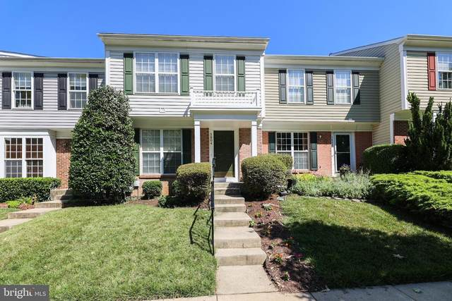 3804 Colony Point Place, EDGEWATER, MD 21037 (#MDAA470522) :: Bowers Realty Group