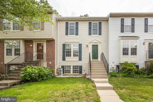 1528 Falstone Lane, CROFTON, MD 21114 (#MDAA470530) :: The Riffle Group of Keller Williams Select Realtors