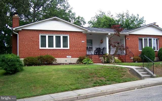 1801 Letitia Avenue, BALTIMORE, MD 21230 (#MDBA553518) :: Nesbitt Realty