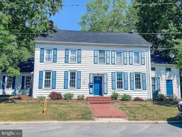 206 High School Avenue, GEORGETOWN, DE 19947 (#DESU184342) :: CoastLine Realty
