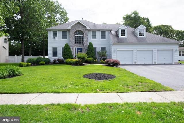 849 Buckwood Lane, VINELAND, NJ 08361 (#NJCB133134) :: Blackwell Real Estate