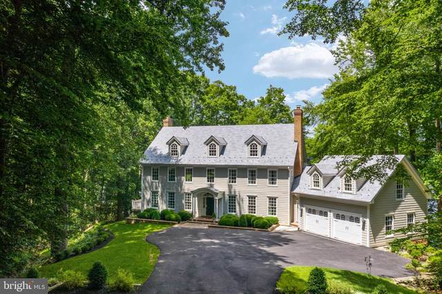 2496 Tree House Drive, WOODBRIDGE, VA 22192 (#VAPW524586) :: Eng Garcia Properties, LLC