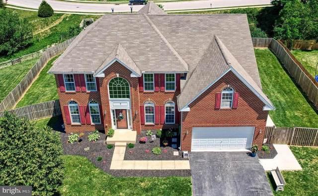 9 Saint Georgia Drive, HANOVER, PA 17331 (#PAYK159710) :: Sunrise Home Sales Team of Mackintosh Inc Realtors