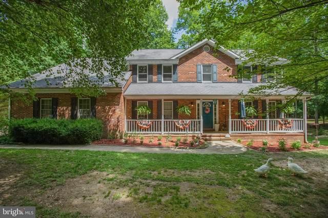 8901 Old Block House Lane, SPOTSYLVANIA, VA 22551 (#VASP232148) :: AJ Team Realty