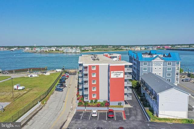 210 Worcester Street #204, OCEAN CITY, MD 21842 (#MDWO122988) :: Eng Garcia Properties, LLC