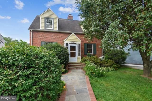 4010 18TH Road N, ARLINGTON, VA 22207 (#VAAR182864) :: Sunrise Home Sales Team of Mackintosh Inc Realtors