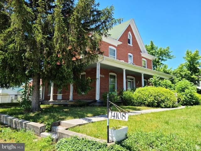 14108 Cearfoss Pike, HAGERSTOWN, MD 21740 (#MDWA180278) :: Sunrise Home Sales Team of Mackintosh Inc Realtors