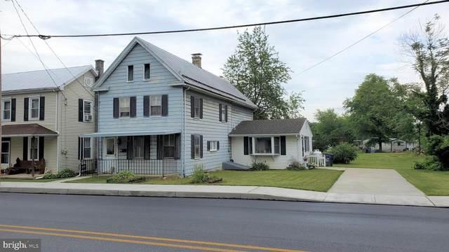 205 E Pine Street, MOUNT HOLLY SPRINGS, PA 17065 (#PACB135668) :: Flinchbaugh & Associates