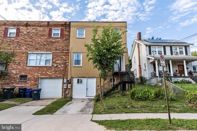 1804 Irving Street NE, WASHINGTON, DC 20018 (#DCDC525168) :: The Sky Group